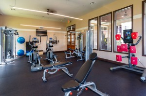 Apartments For Rent in Katy, TX - Fitness Center (2)